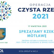 Operacja Czysta Rzeka 2021