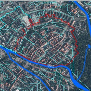 Retencja.plRetencja.pl – Zrealizowane projekty Opracowanie koncepcji odwodnienia śródmieścia Kalisza na podstawie modelowania hydrodynamicznego