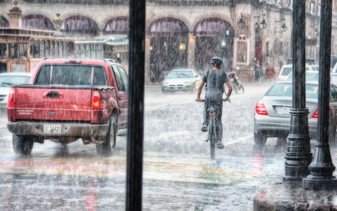 Miasto Gdańsk w walce z powodziami