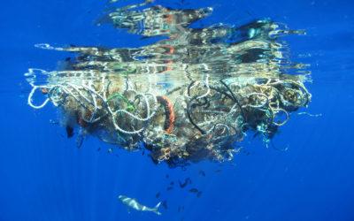 Ocean plastiku – wielka pacyficzna plama śmieci