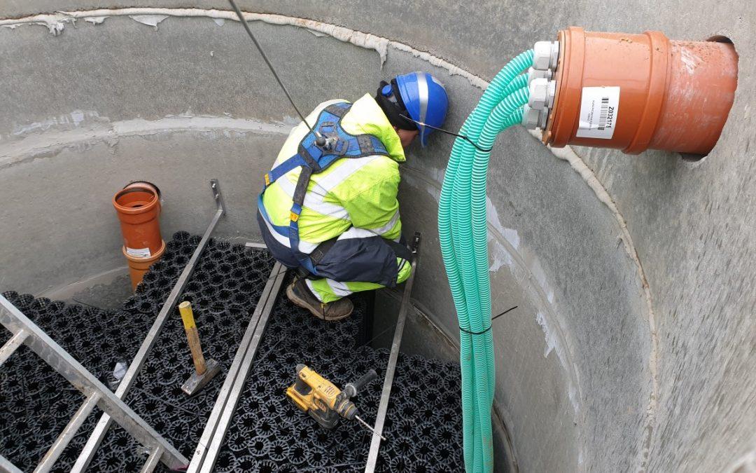 Jak często czyścić separator substancji ropopochodnych?