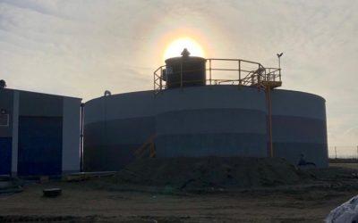 Modernizacja i konserwacja urządzeń ochrony wód