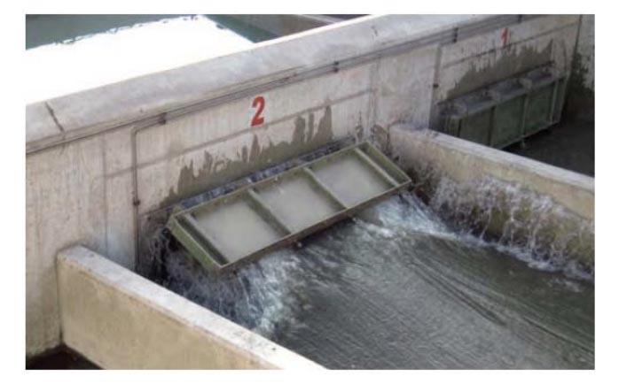 aws flush gate hst