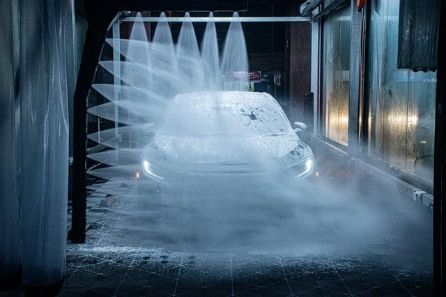 oczyszczanie wody myjnia samochodowa