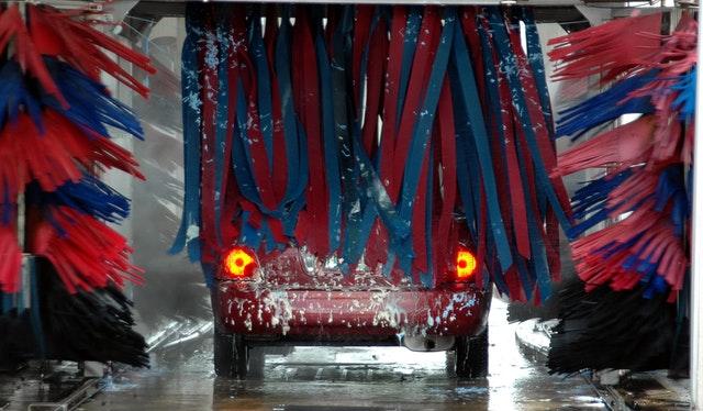 Separator substancji ropopochodnych do myjni samochodowej