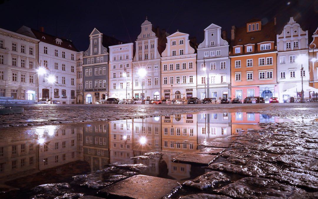 Jak wykorzystywać wodę opadową w mieście?